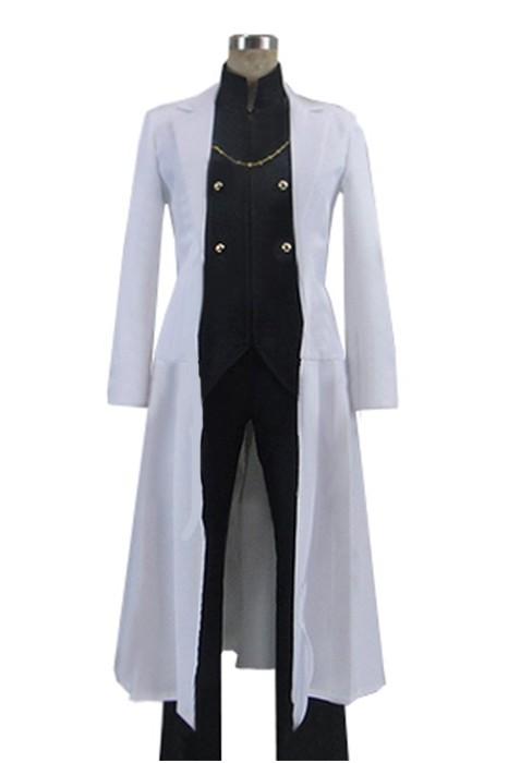 Anime Costumes Blood Blockade Battlefront Homme Femme