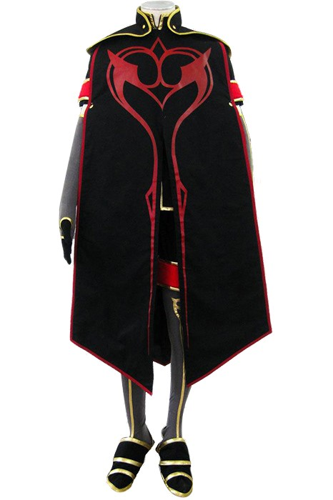 Costumes de jeu|Tales of the Abyss|Homme|Femme