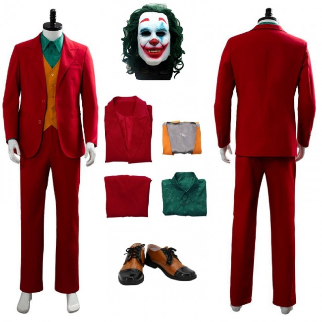 Costumes de film|Joker Origin|Homme|Femme