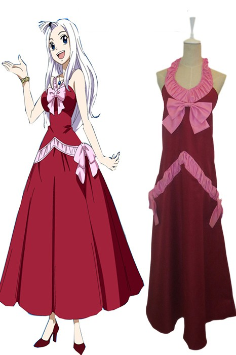 Anime Costumes Fairy Tail Homme Femme