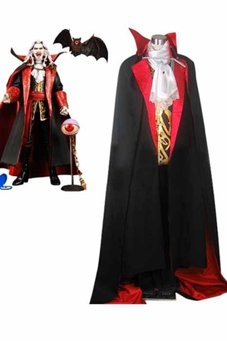 Costumes de jeu Castlevania 