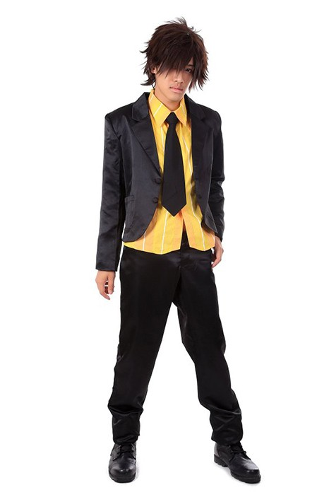 Anime Costumes Lucky Dog 1 Homme Femme
