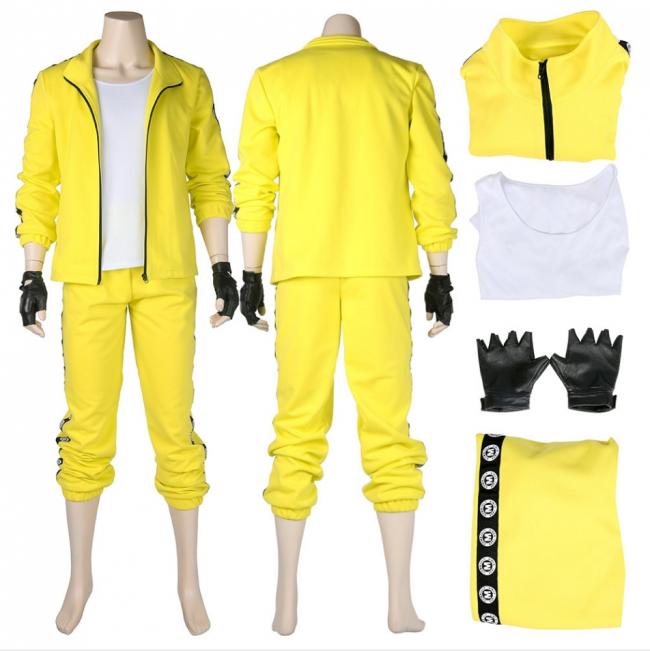 Costumes de jeu|PUBG|Homme|Femme