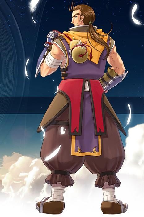 Costumes de jeu|The Legend of Heroes|Homme|Femme
