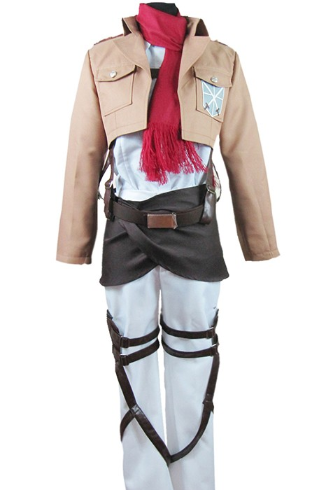 Anime Costumes|Attack On Titan|Homme|Femme