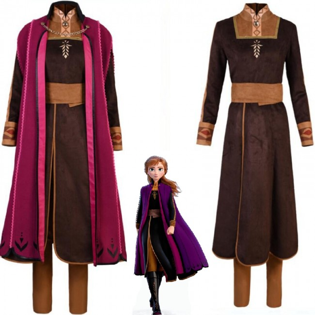 Costumes de film Frozen II Homme Femme
