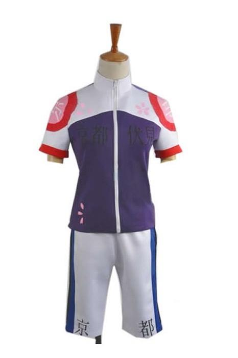 Anime Costumes Yowamushi Pedal Homme Femme