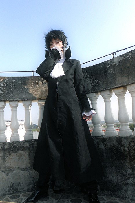 Anime Costumes|Bungo Stray Dogs|Homme|Femme