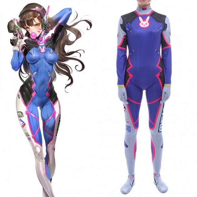Costumes de jeu|Overwatch|Homme|Femme