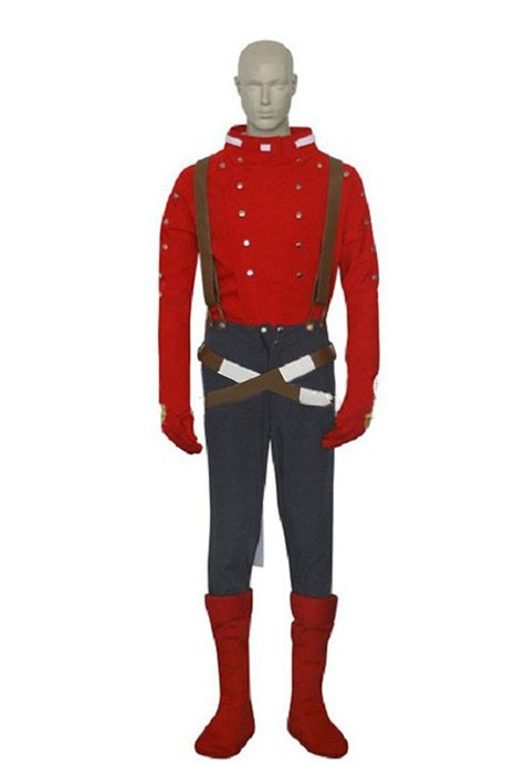 Anime Costumes Tales of Symphonia Homme Femme