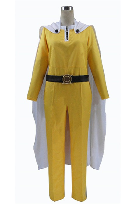 Anime Costumes One Punch Man Homme Femme