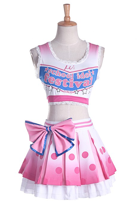 Anime Costumes Love Live! Homme Femme