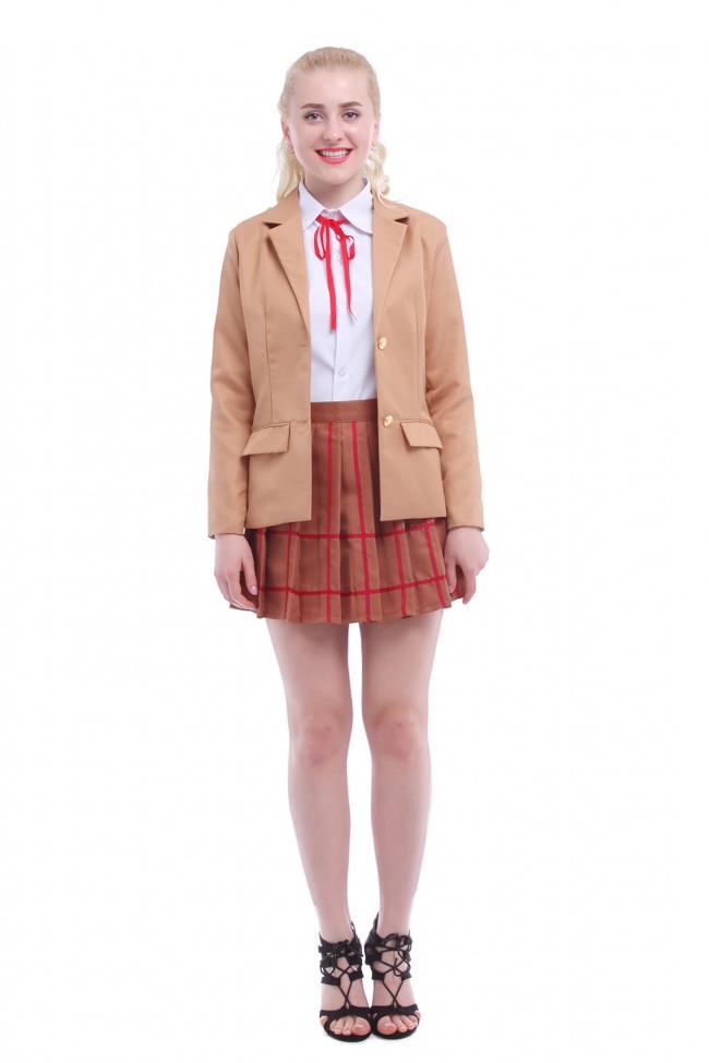 Anime Costumes|Prison School|Homme|Femme