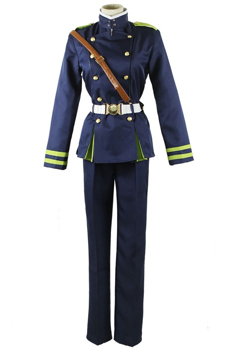 Anime Costumes|Seraph of the End|Homme|Femme