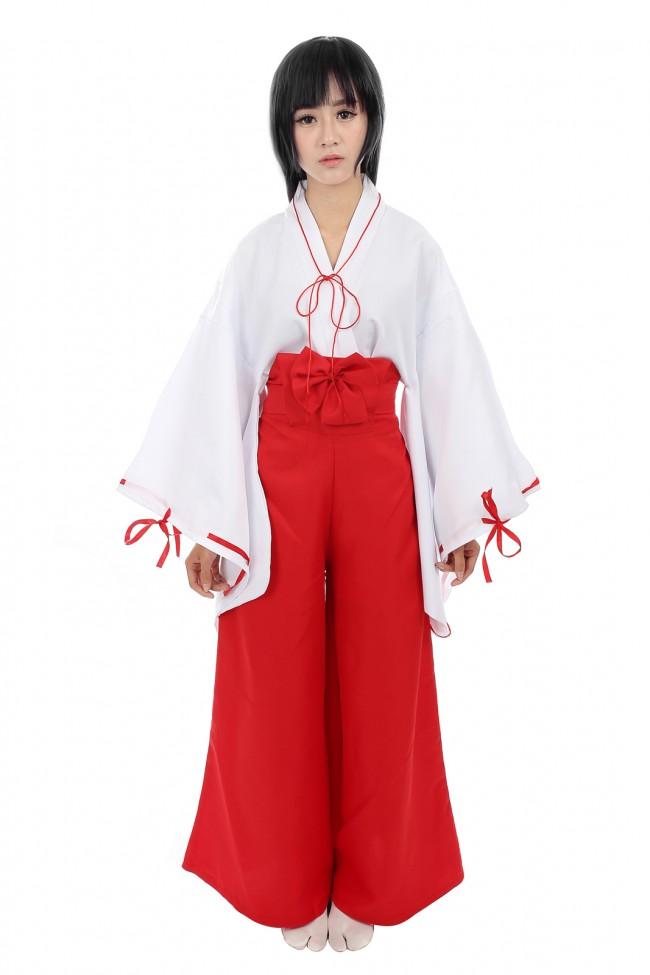 Anime Costumes|Inuyasha|Homme|Femme