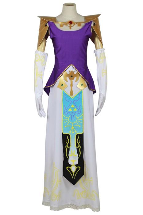 Costumes de jeu Legend Of Zelda Homme Femme