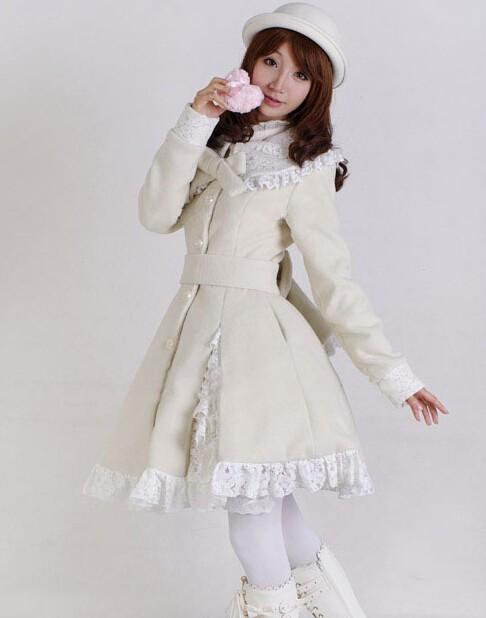 Lolita Lolita Coat Homme Femme