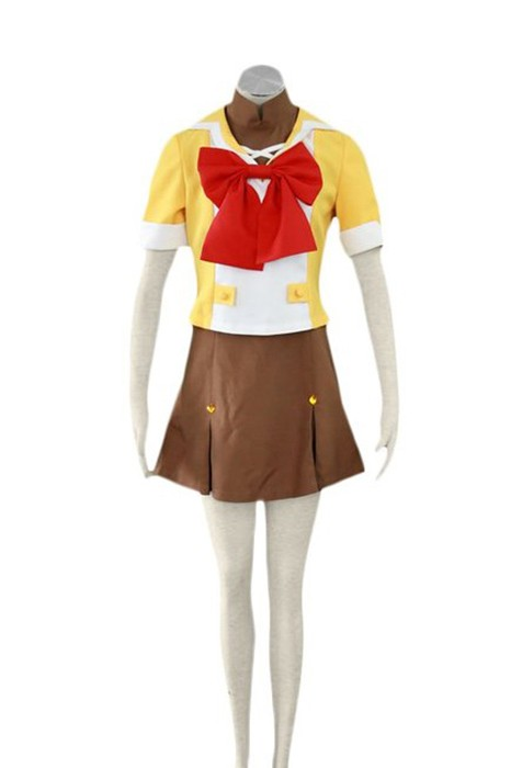 Anime Costumes|Macross Frontier|Homme|Femme