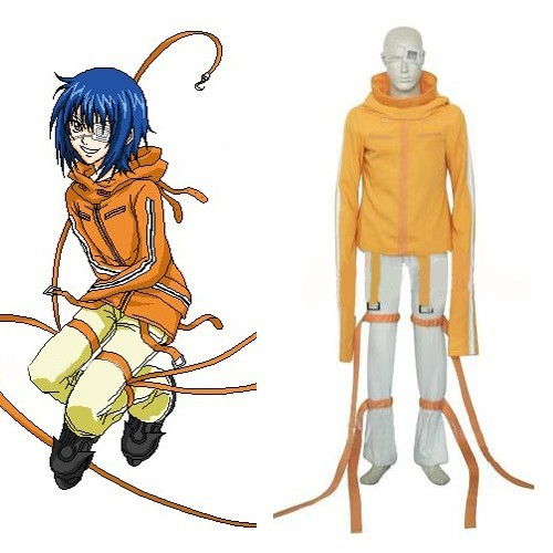 Anime Costumes|Air Gear|Homme|Femme