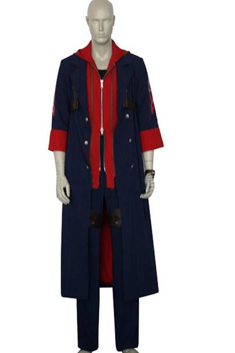 Anime Costumes Devil May Cry Homme Femme