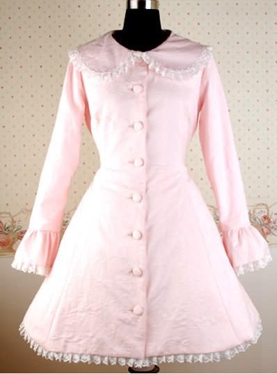 Lolita|Lolita Coat|Homme|Femme