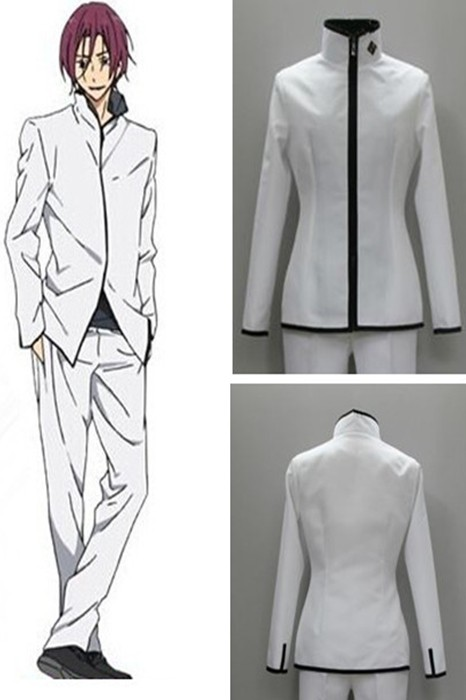 Anime Costumes|Free!|Homme|Femme
