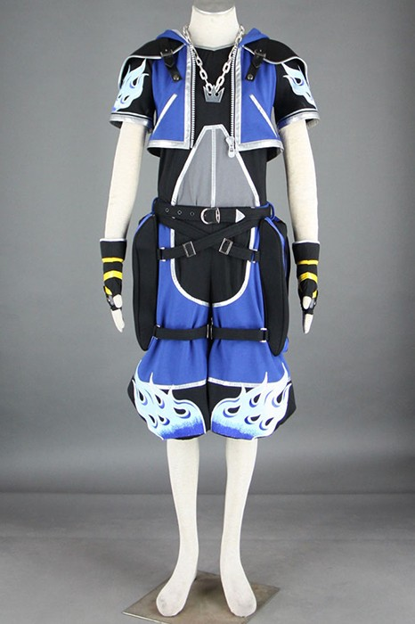 Anime Costumes|Kingdom Hearts|Homme|Femme