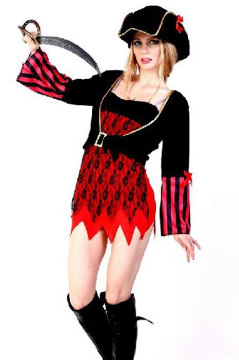 Costumes de film Pirates of the Caribbean Homme Femme