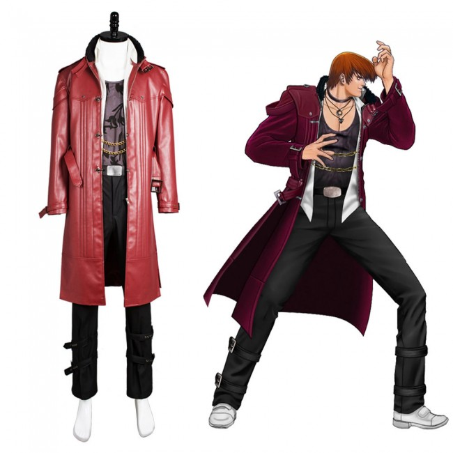 Costumes de jeu The King Of Fighters Homme Femme