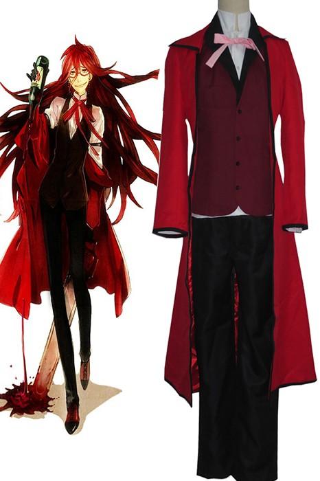 Anime Costumes|Black Butler|Homme|Femme