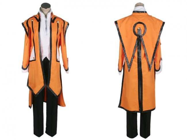 Anime Costumes|Tales of Symphonia|Homme|Femme